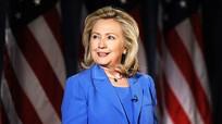 Bà Hillary muốn làm 2 nhiệm kỳ tổng thống