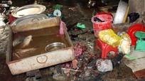 Nghệ An: Báo động thực trạng vệ sinh môi trường chợ