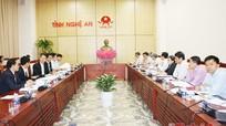 Tạo mọi điều kiện thuận lợi để DN Thái Lan đầu tư vào Nghệ An