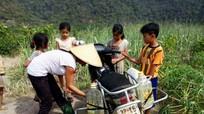 Nghệ An đối mặt với hạn hán, người dân thiếu nước sinh hoạt