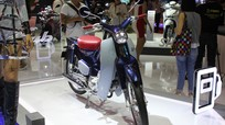 Honda Super Cub Concept lần đầu đến Việt Nam