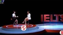 """Nữ sinh xứ Nghệ """"nói 7 thứ tiếng"""" lên talkshow VTV"""