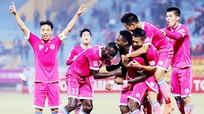 Chờ Sài Gòn FC trình làng