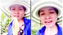 Ngọt ngào giọng dân ca của cô gái hái ngô ở Nghệ An
