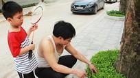 Nghệ An: Sợ rau bẩn, người thành phố đua nhau trồng rau sạch