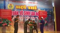 Cục Chính trị Quân khu 4 tổ chức Hội thi an toàn vệ sinh lao động