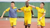 Than Quảng Ninh – SLNA: Đến lượt Baba ghi bàn?