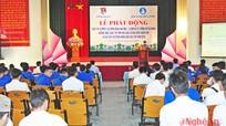 Mỗi tuần sẽ có 11 giải thưởng trao cho sinh viên, học sinh ở Nghệ An
