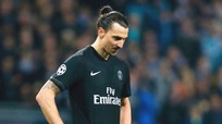 Vận đen đeo bám Zlatan Ibrahimovic