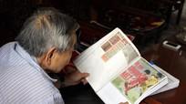 Bộ sưu tập ảnh Sông Lam Nghệ An 'khủng' của cụ ông 80 tuổi