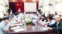 TP Vinh: 5 ứng cử viên xin rút khỏi danh sách ứng cử đại biểu HĐND