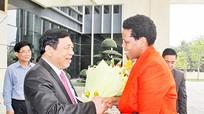 Đại sứ quán Cộng hòa Nam Phi thăm và làm việc tại Nghệ An