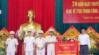 Kỷ niệm 70 năm ngày truyền thống lực lượng cảnh sát QLHC về TTXH