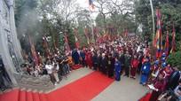 Tổng Bí thư cùng nhân dân dâng hương tưởng nhớ các Vua Hùng