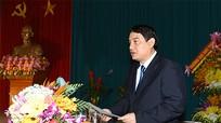 Video tân Bí thư Tỉnh ủy Nghệ An phát biểu nhận nhiệm vụ
