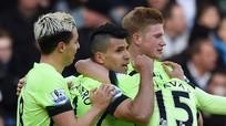 Aguero ghi hat-trick, Man City đè bẹp Chelsea ở Stamford Bridge