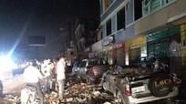 Động đất 7,8 độ richter tại bờ biển Ecuador: 28 người chết
