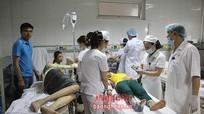Danh sách công nhân bị bỏng trong vụ nổ KCN Nam Cấm đang cấp cứu tại các Bệnh viện