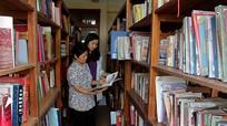 Khai thác kho tư liệu hơn 100.000 đầu sách ở Nghệ An