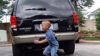 Dạy trẻ về điểm mù của ô tô để tránh tai nạn đáng tiếc
