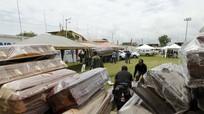 Nhức nhối hôi của, vượt ngục hậu động đất Ecuador