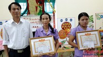 Nghệ An: Khen thưởng hai cô giáo cứu nhóm trẻ mầm non bị ong rừng tấn công
