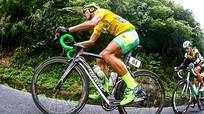 Cua-rơ không có đối thủ ở giải xe đạp xuyên Việt tiếp tục thắng chặng 11