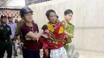 Công an xã bắt kẻ khống chế, bắt cóc con tin ở Nghệ An phải uống thuốc chống phơi nhiễm HIV