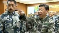 Chủ tịch Trung Quốc Tập Cận Bình giữ chức Tổng tư lệnh quân đội
