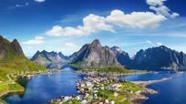 Thích thú đến 10 ngôi làng đẹp như tranh trên thế giới