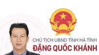 [Infographic]: Những điều chưa biết về Chủ tịch UBND tỉnh trẻ nhất Việt Nam