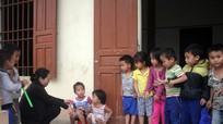 Nghệ An: Trẻ mầm non phải học ở nơi từng lưu trữ thuốc sâu