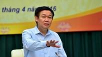 Phó Thủ tướng Vương Đình Huệ: Cần quản lý chặt ngân hàng yếu kém
