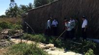 Ngạt khí biogas, 3 người chết, 5 người cấp cứu