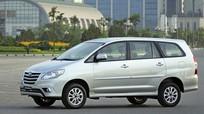 Toyota triệu hồi 764 xe Innova tại Việt Nam