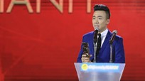Trấn Thành nhận cú đúp Giải thưởng Truyền hình