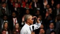 Khủng hoảng Syria phủ bóng chuyến thăm Đức của ông Obama