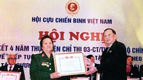 Nghệ An: Nữ cựu binh lấy tiền túi giúp người nghèo