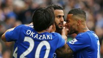 Leicester thắng thuyết phục Swansea