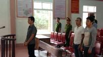 TAND Đô Lương xét xử lưu động 3 vụ án