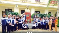 Trường THPT Lê Viết Thuật đứng đầu trong các trường không chuyên ở TP Vinh về học sinh giỏi