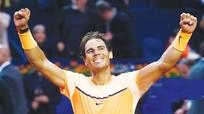 Nadal trở lại mạnh mẽ trên mặt sân sở trường