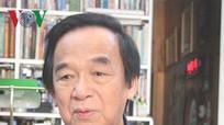 GS Nguyễn Lân Dũng: Chọn không đúng đại biểu sẽ thiệt thòi cho Quốc hội