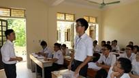 Trường Phan Bội Châu đứng đầu cả nước về học sinh tuyển thẳng đại học