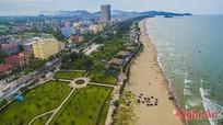 Biển Cửa Lò nằm ngoài vùng nghi nhiễm độc ở miền Trung