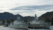Ngày mai, Nga hạ thủy 2 tàu chiến Gepard 3.9 cho Việt Nam