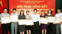 Các đơn vị, địa phương tuyên dương điển hình học tập và làm theo tấm gương đạo đức Hồ Chí Minh