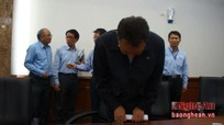 Formosa đuổi việc người phát ngôn 'chọn cá hay nhà máy thép'