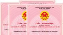 Thông báo thủ tục cấp giấy CNQSH nhà chung cư Nam đường Nguyễn Sỹ Sách, khối Tân Lập, phường Hưng Dũng