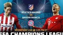 Atletico Madrid vs Bayer Munich (1h45' - 28/4): Nhiều kịch tính